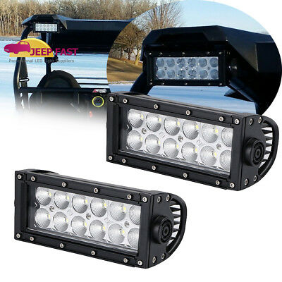 Polaris Rzr Led Backup Floodlight Kit Rzr 900 900S 900 Trail Rear Light Bar 6''