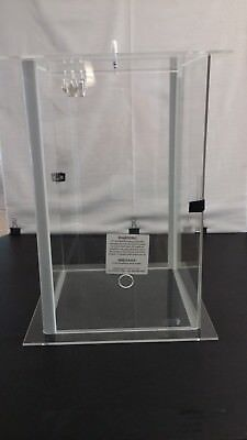 Portable Fingerprinting Fuming Chamber for Forensic Science Investigations