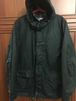 Barbour Men's Dulwich Wax Jacket XXL 2XL Navy MWX1172NY92 Fishing Hunting Lux