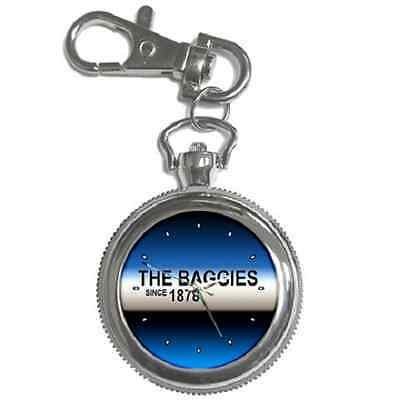 The Baggies Since 1878 West Brom Round Keychain Watch **great Gift Item**