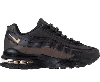 086bb91c40 Nike Air Max 95 Climax Size 4 GS Size 5.5 Womens Black/Metallic AH9346 001
