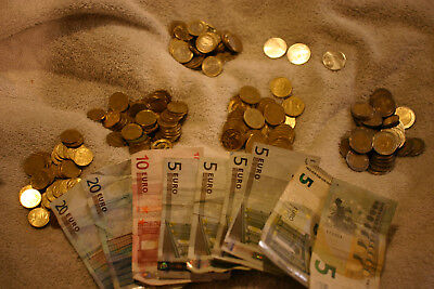 $238.80 Euro Bank Notes  Current Currency