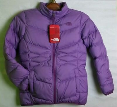 f56d3d5d1 THE NORTH FACE Girls' Andes 550 fill goose down Jacket -Large( 14-16)