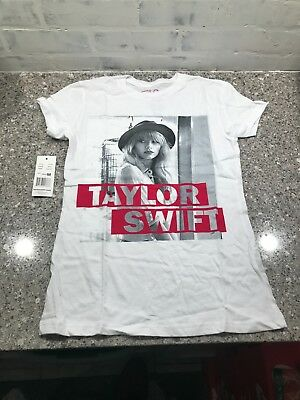 Taylor Swift YOUTH MEDIUM T SHIRT BRAND NEW WITH TAGS YOUTH M TAYLOR SWIFT