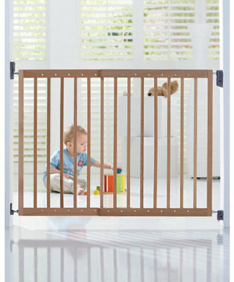 Mothercare Wall Fix Extending Wooden Gate Safety Gate