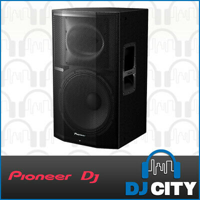 Pioneer DJ XPRS15 Powered 15-Inch PA DJ Party Speaker 2400W Active