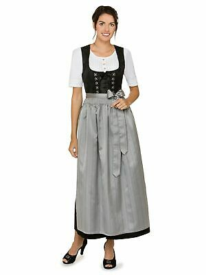 Stockerpoint Dirndl Apron 96cm SC270 Grey