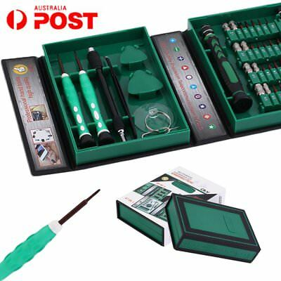 38 Precision Screwdriver Tool Set Kit Repair Torx Screw Driver Phone PC CO
