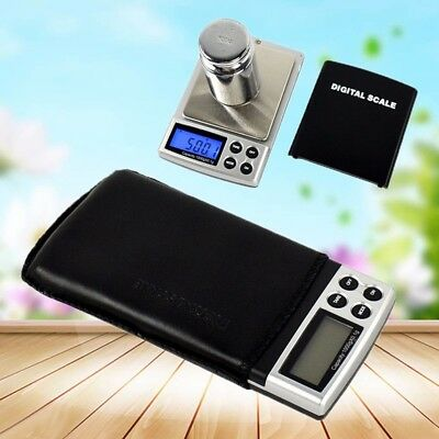 1000g /0.1g Waage Digital Pocket Jewelry Gold Gram Balance Weight Mini Scale LCD