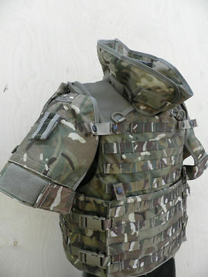 Osprey MTP, Mk IV/IVa Body Armour Full Cover Set. Grade 1 condition. All Sizes.