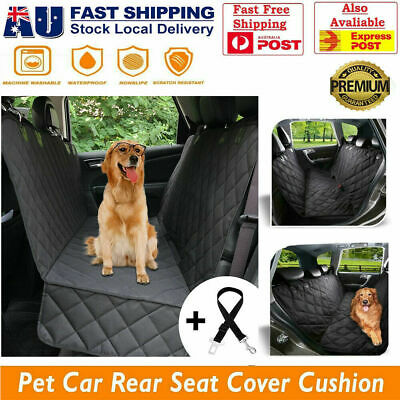 Waterproof Pet Cat Dog Back Car Seat Cover Hammock NonSlip Protector Mat AU SEL