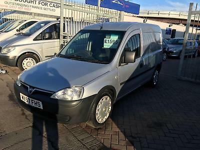 2007 57 Vauxhall Combo Van 1.7 Cdti Superb Drive Well Maintained By Company !!