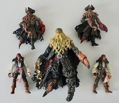 Various Pirates of the Caribbean Action Figures Multi Listing - Choose your Own