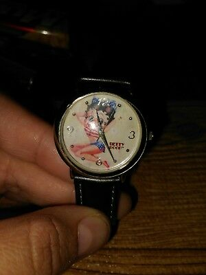 Betty Boop Watch in Great Condition, new