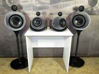 Deluxe Acoustics Hi-End set/kit for home cinema (movie theater)  5 speakers