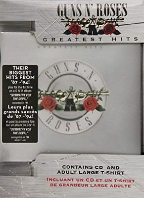 Greatest Hits - Guns N' Roses (2014, CD NUOVO)