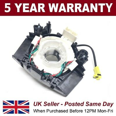 Airbag Clock Spring Squib Spiral Cable For Nissan Navara Qashqai X-Trail
