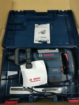 Bosch 14.5 Amp Corded SDS-max Demolition Hammer w/Handle & Case  DH712VC