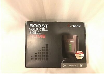 weBoost (Wilson) Home 4G LTE Desktop Cell Phone Signal Booster Kit | 470101