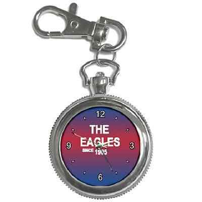 The Eagles Since 1905 Palace Round Keychain Watch **lovely Gift Idea**