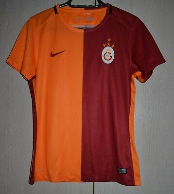 Galatasaray Turkey 2013/2014 Home Football Shirt Jersey Nike Size M