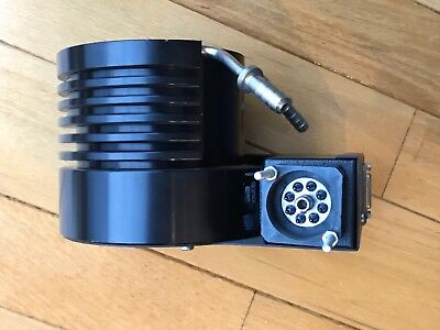 Leybold TMP-1100C Turbo Pump MOTOR & TURBO GUARD 3 ONLY!! (No turbo pump body)