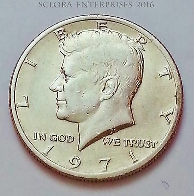 1971 P Kennedy Half Dollar **free Shipping** Check Out Our P&d Sets!