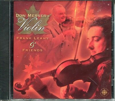 Frank Leahy and Friends - Don Messer's Violin