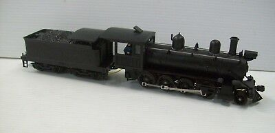 Frateschi Black Consolidation 2-8-0 Undecorated