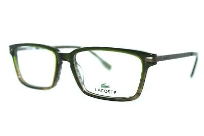 11bc18f3f154 NEW LACOSTE L2720 315 Green Eyeglasses Authentic Frames L 2720 52Mm ...