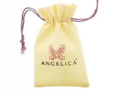 """Angelica Collection Non-antique White Stipple Finish Brass Initial""""u"""" Expandable"""