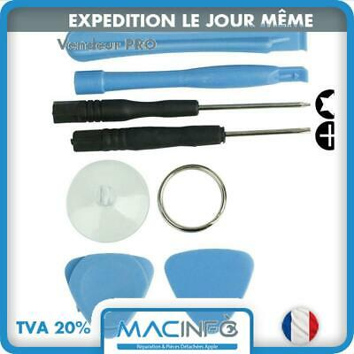 Kit démontage outils tournevis ventouse Apple iPhone iPad iPod Watch smartphone