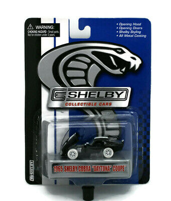 """1965 Shelby Daytona Coupe SHELBY COLLECTIBLES """"CHASE CAR"""" Diecast 1:64 FREE SHIP"""