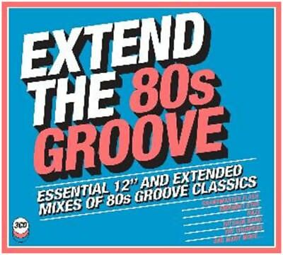 Extend the 80s Groove - New Triple CD Album