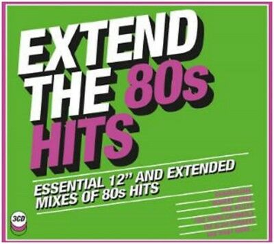 Extend the 80s Hits- New Triple CD Album - Pre Order  - 20th April