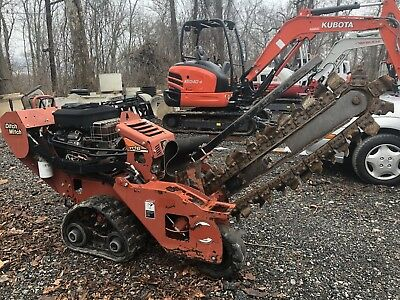 2013 Ditch Witch RT16 5ft Bar Trencher