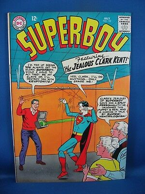 Superboy #122 (Jul 1965, DC) VF