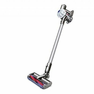 Dyson V6  Cordless Stick Handheld White Seller Refurbished