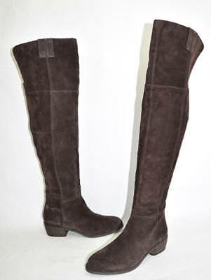 Sam Edelman Chocolate Suede Johanna Over The Knee Boots 7.5M New in box