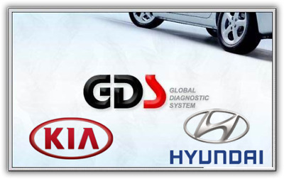 Hyundai KIA GDS Software Full and 2010 to 2017 Multilingual