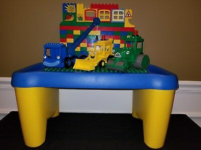 LEGO DUPLO Bob the Builder Roof Pieces House Parts from 3276 ...