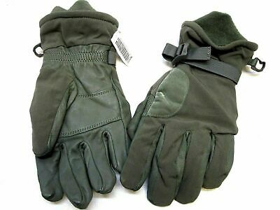 Military Army Gloves, Medium, Mens/womens Inter. Cold/wer Weather