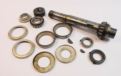 "Atlas Craftsman 10"" Lathe Complete Head Stock Spindle Assembly"