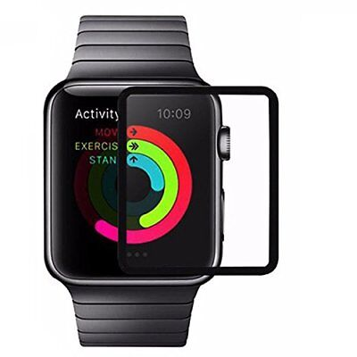 Screen Protector For Apple Watch Series 3 HD Tempered Glass 42mm