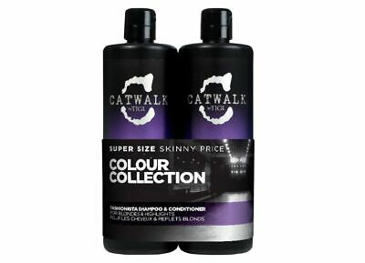 Tigi CATWALK Fashionista Violet Tween Duo 2 x 750 ml