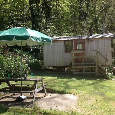 Shepherds Hut 2 Night short breaks- 2 people-£140 -  Indoor bathroom.