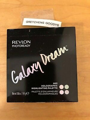 Revlon Photoready Galaxy Dream Holographic highlighting palette #003 Sealed