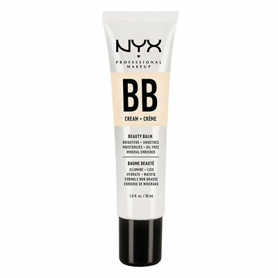 NYX BB Beauty Balm - BB Cream - BBCR01 Nude, 1.0 fl. oz. - In Box