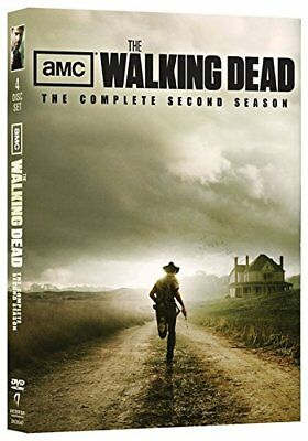 The Walking Dead complete season 2 TWO on DVD - BRAND NEW SEALED - ships free!