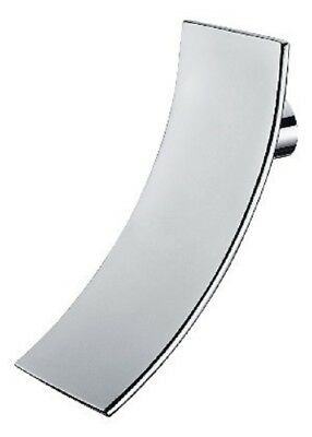 Chrome Wall Mounted Bath Spout Luxury Waterfall Spa Shower Head WELS Tap Faucet